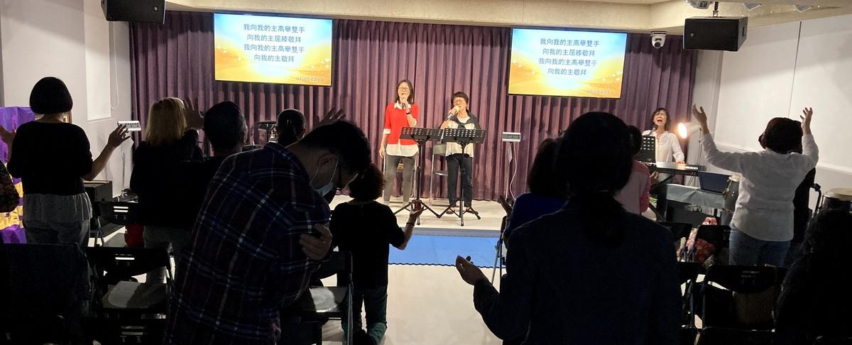 330 TI禱告殿聚集